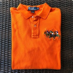 Polo by Ralph Lauren in Triple Big Pony Patch 3 Lo